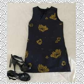 Vestido talego Zara talla S