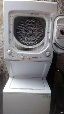 Lavadora Secadora Torre