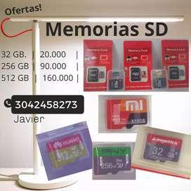 Memorias SD