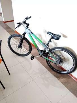 Vendo bicicleta $200 nueva, la vendo por que no la uso