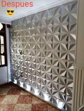 Paneles Decorativos 3d Fuertes