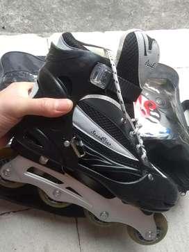 Vendo patines semiprofesionales