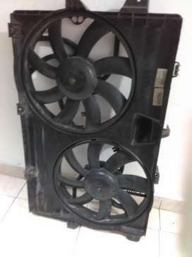 electro ventilador  de ford edge
