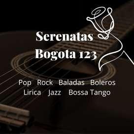 Serenata de cumpleaños, Online (pop, rock, balada, bolero)