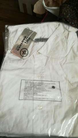 Camisas Blancas x cierre de local!