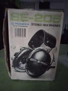 Vendo auriculares Pioneer originales