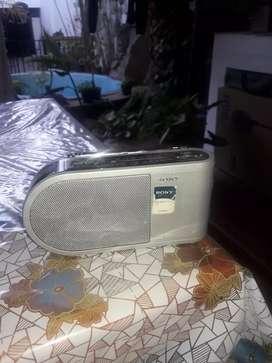 RADIO SONY ORIGINAL - INDUSTRIA ARGENTINA AM FM