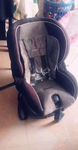 Silla de carro para cargar al bebé