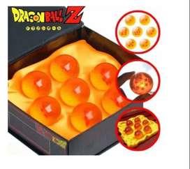 Esferas Del Dragon Juego X7 Dragon Ball Z 3.5cm