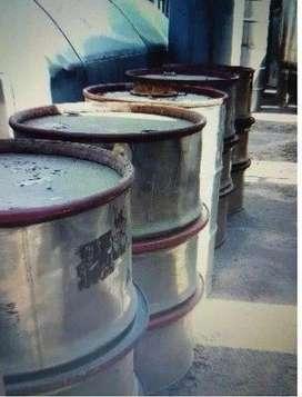Vendo Tambores De Acero Inoxidable Calidad 316 L Capacidad 200 litros no dude en consultar!
