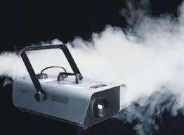 Alquiler de cámaras de humo para fiestas y eventos