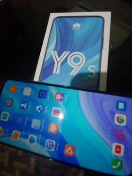 Cambio, solo cambio Huawei Y9s nuevo en caja