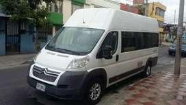 Servicio de transporte personalizado Vans
