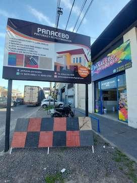 """Pintureria """"panacebo"""""""