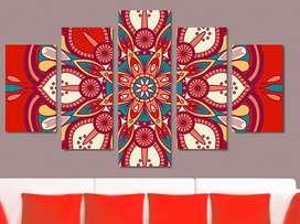 Cuadros Decorativos Mandalas