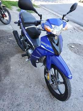 Yamaha cripton 110