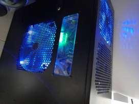 CPU gamer intel i7 Gigabyte, amd