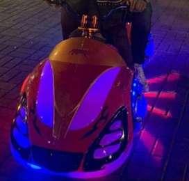 Autos LED para niños