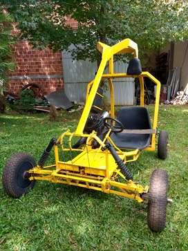 arenero karting cross buggy cuatriciclo