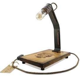 Velador lámpara Vintage old industrial nuevos