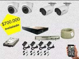 Cctv instalaciones y ventas