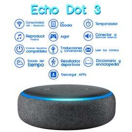 Alexa Echo Dot 3ra generación