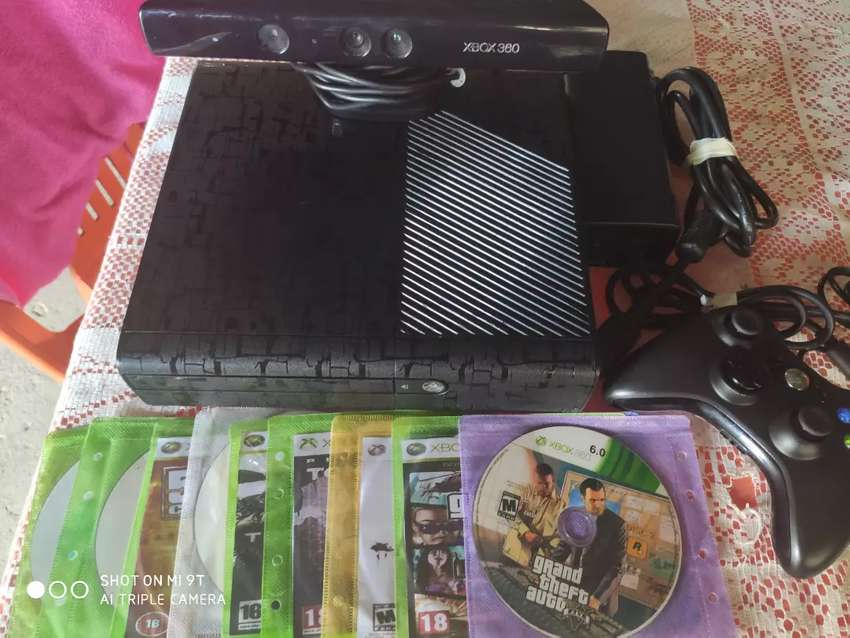 Xbox 360 super Slim E pasa por nueva 0