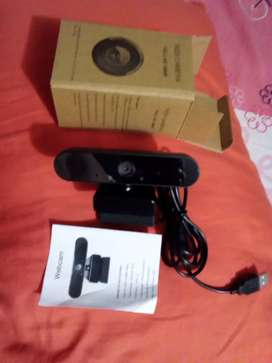 Camara WEB CAM potente full HD 1080P Nueva