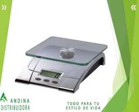 Balanza Gramera Camry Pesa 5kg / 11lb 1g/0.1oz
