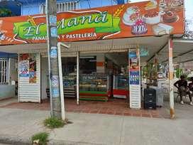 Vendo panaderia acreditada