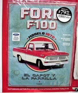 Ford F100 Para Armar La Nacion Entrega 2 : Cabina