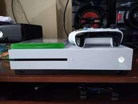 Xbox one s 10/10 de 500 gigas
