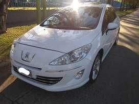 Peugeot 408 1.6 thp sport 2013