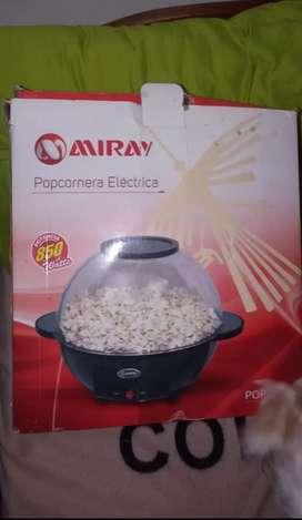 Popcornera eléctrica