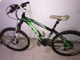 Vendo bicicleta venzo valencia
