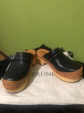 Zapatos Prune N 40