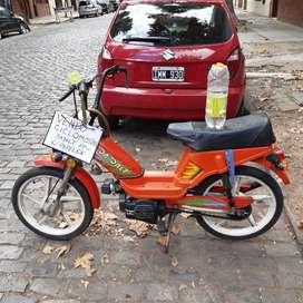 Ciclomotor Da Dalt 60cc