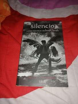 Hush Hush parte 3 silence
