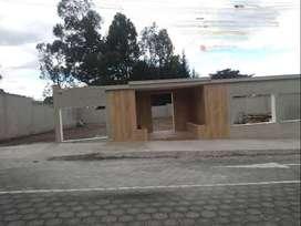 Terreno Plano con Cerramiento en Conocoto, Urb. Los Arupos de 500 m²