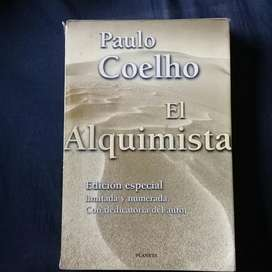 El Alquimista. Paulo Coelho