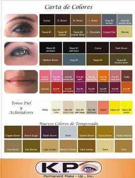 Pigmentos KP