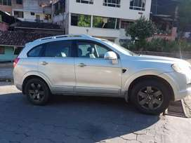 Chevrolet Captiva LTZ 4x4 7 asientos
