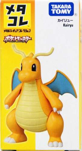 DRAGONITE METAL FIGURE COLLECTION