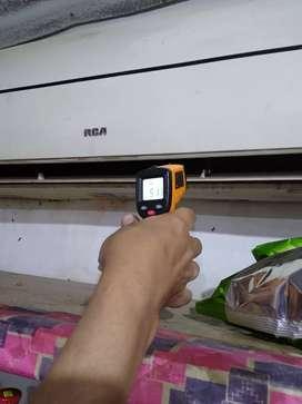 Aire frío /calor de 6000 frigorías
