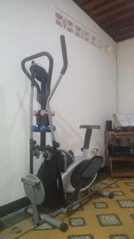 Bicleta elíptica