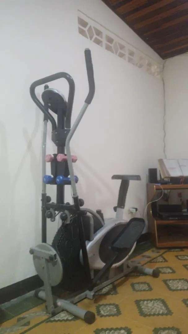 Bicleta elíptica 0