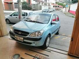 Hyundai Getz 1.6 full - 66.000 km Año 2011