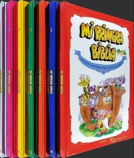 Mi PRIMERA BIBLIA, Grandes Historias para Niños Pequeños