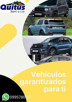 ALQUILER DE AUTOS QUITOS