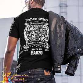 Camisetas de Leyendas / Personalizadas/ estampadas